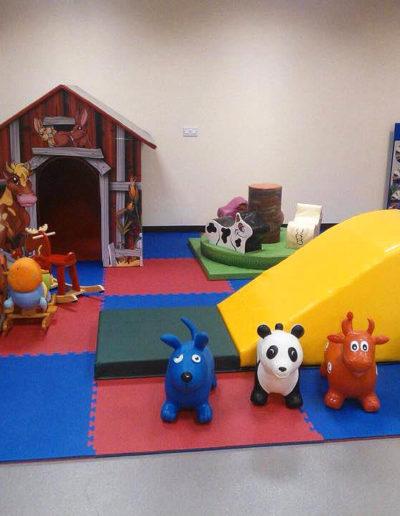Kenton Soft Play Toddler Area