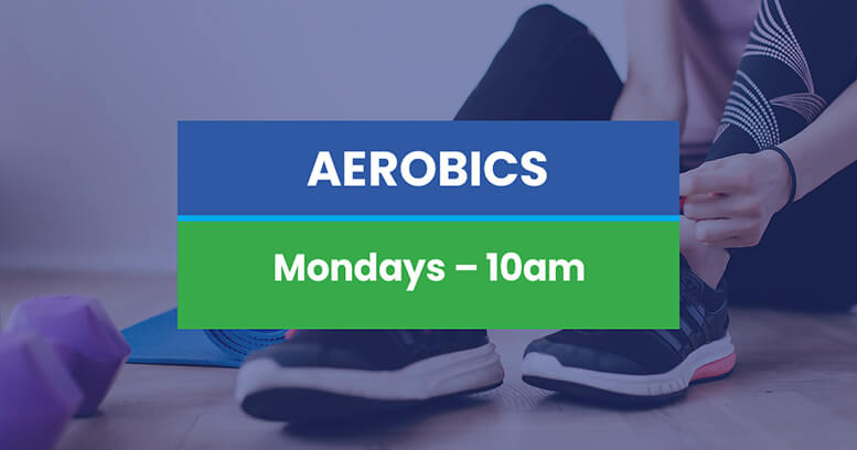 Aerobics Kenton Park Sports Centre