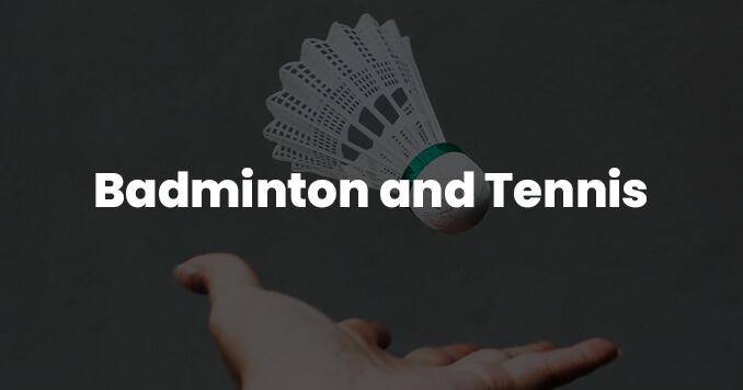 Badminton and Tennis Kenton Park Sports Centre