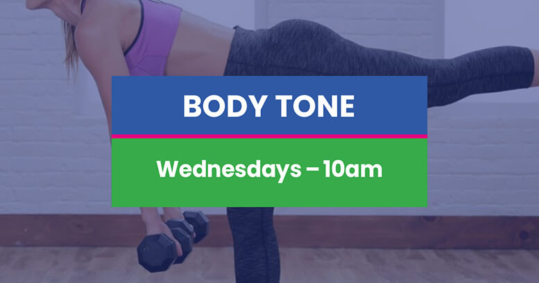 Body tone Kenton Park Sports Centre