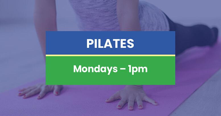 Pilates Kenton Park Sports Centre