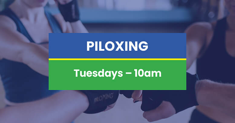 Piloxing Kenton Park Sports Centre